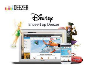 DisneyDeezer